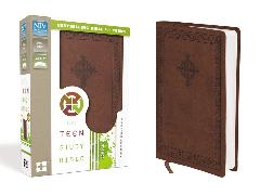 Cover-Bild zu Zondervan,: NIV, Teen Study Bible, Compact, Leathersoft, Brown