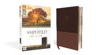 Cover-Bild zu Zondervan,: The Amplified Study Bible, Leathersoft, Brown