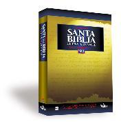 Cover-Bild zu Zondervan,: NVI Santa Biblia letra gigante