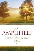Cover-Bild zu Zondervan,: The Amplified Topical Reference Bible, Hardcover
