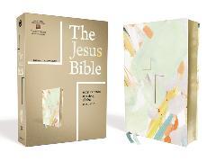 Cover-Bild zu Zondervan,: The Jesus Bible Artist Edition, ESV, Leathersoft, Multi-color/Teal