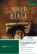 Cover-Bild zu Zondervan,: The NASB, Reference Bible, Giant Print, Personal Size, Bonded Leather, Burgundy, Thumb Indexed
