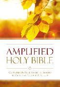 Cover-Bild zu Zondervan,: Amplified Outreach Bible, Paperback
