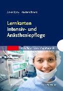 Cover-Bild zu Lernkarten Intensiv- und Anästhesiepflege von Kany, Anke