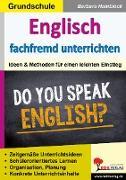 Cover-Bild zu Englisch fachfremd unterrichten / Grundschule (eBook) von Hamblock, Barbara