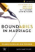 Cover-Bild zu Cloud, Henry: Boundaries in Marriage Participant's Guide