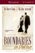 Cover-Bild zu Cloud, Henry: Boundaries in Dating Participant's Guide