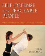 Cover-Bild zu Townsend, John: Self-Defense for Peaceable People