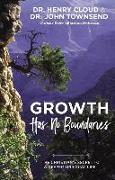 Cover-Bild zu Cloud, Henry: Growth Has No Boundaries