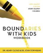 Cover-Bild zu Cloud, Henry: Boundaries with Kids Workbook
