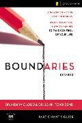 Cover-Bild zu Cloud, Henry: Boundaries Participant's Guide---Revised