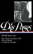 Cover-Bild zu Passos, John Dos: John Dos Passos: Novels 1920-1925 (LOA #142)