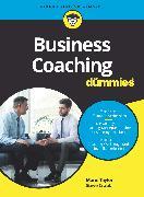 Cover-Bild zu Business Coaching für Dummies (eBook) von Taylor, Marie