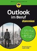 Cover-Bild zu Outlook im Beruf für Dummies von Peyton, Christine