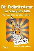 Cover-Bild zu Pulpmedia: Die Freiheitsstatue hat Schuhgrösse 1200
