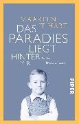 Cover-Bild zu Hart, Maarten 't: Das Paradies liegt hinter mir