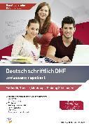 Cover-Bild zu Deutsch schriftlich DHF von Zähner, Martina