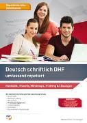 Cover-Bild zu Deutsch schriftlich für Detailhandelsfachleute / Deutsch schriftlich DHF von Zähner, Martina