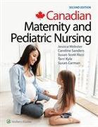 Cover-Bild zu Webster, Jessica: Canadian Maternity and Pediatric Nursing