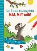 Cover-Bild zu Bohlmann, Sabine: Der kleine Siebenschläfer: Mal mit mir!