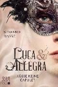 Cover-Bild zu Hasse, Stefanie: Küsse keine Capulet