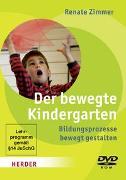 Cover-Bild zu Der bewegte Kindergarten von Zimmer, Renate