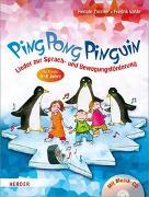 Cover-Bild zu Ping Pong Pinguin von Zimmer, Renate