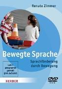 Cover-Bild zu Bewegte Sprache von Zimmer, Renate