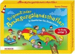 Cover-Bild zu Krippenkinder - Bewegungslandschaften von Zimmer, Renate