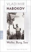 Cover-Bild zu Wolke, Burg, See (eBook) von Nabokov, Vladimir