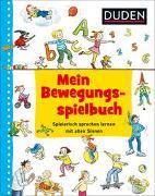 Cover-Bild zu Duden: Mein Bewegungsspielbuch von Diehl, Ute