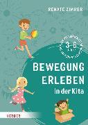 Cover-Bild zu Bewegung erleben in der Kita (eBook) von Zimmer, Renate
