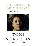 Cover-Bild zu Morrison, Toni: The Measure of Our Lives
