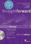 Cover-Bild zu Straightforward Second Edition Advanced. Teacher's Book with Resource DVD-ROM, Practice Online Access and ebook von Scrivener, Jim