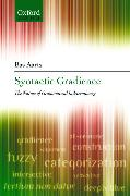 Cover-Bild zu Aarts, Bas: Syntactic Gradience: The Nature of Grammatical Indeterminacy