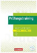 Cover-Bild zu Prüfungstraining DaF, B2, Goethe-Zertifikat B2 - Neubearbeitung, Übungsbuch mit Lösungsbeileger und Audio-Download von Maenner, Dieter