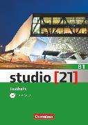 Cover-Bild zu Studio [21], Grundstufe, B1: Gesamtband, Testheft mit MP3-CD von Funk, Maria