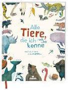 Cover-Bild zu Bednarski, Laura: Alle Tiere, die ich (noch nicht) kenne