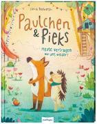 Cover-Bild zu Bednarski, Laura (Illustr.): Paulchen und Pieks: Heute vertragen wir uns wieder!