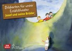 Cover-Bild zu Josef und seine Brüder. Kamishibai Bildkartenset von Brandt, Susanne