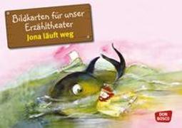 Cover-Bild zu Jona läuft weg. Kamishibai Bildkartenset von Brandt, Susanne