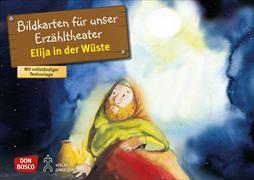 Cover-Bild zu Elija in der Wüste von Brandt, Susanne