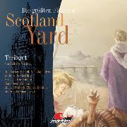Cover-Bild zu Die größten Fälle von Scotland Yard, Folge 3: Treibgut (Audio Download) von Masuth, Andreas