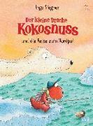Cover-Bild zu Siegner, Ingo: Der kleine Drache Kokosnuss und die Reise zum Nordpol