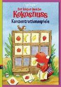 Cover-Bild zu Siegner, Ingo: Der kleine Drache Kokosnuss - Konzentrationsspiele