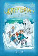 Cover-Bild zu Lenk, Fabian: Krypteria - Jules Vernes geheimnisvolle Insel. Abenteuer in der Eiswüste