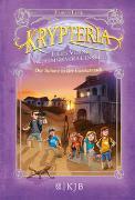 Cover-Bild zu Lenk, Fabian: Krypteria - Jules Vernes geheimnisvolle Insel. Der Schatz in der Geisterstadt