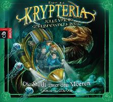 Cover-Bild zu Lenk, Fabian: Krypteria - Jules Vernes geheimnisvolle Insel. Die Stadt unter den Meeren