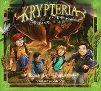 Cover-Bild zu Lenk, Fabian: Krypteria - Jules Vernes geheimnisvolle Insel. Im Reich des Tyrannosaurus