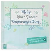 Cover-Bild zu Kleine Kita-Helfer: Mein Kita-Kinder-Erinnerungsalbum von Maibaum, Svenja